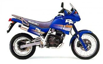 DR650 RS 90-91
