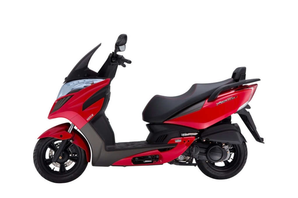 Yager GT 125i 12-16'