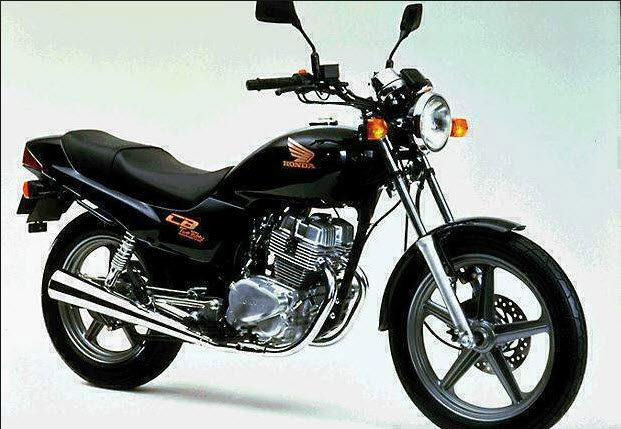 CB 250 Two Fifty 92-99'
