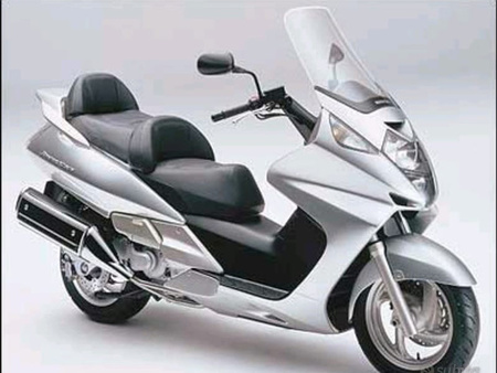 Silver Wing 400 06'-09'