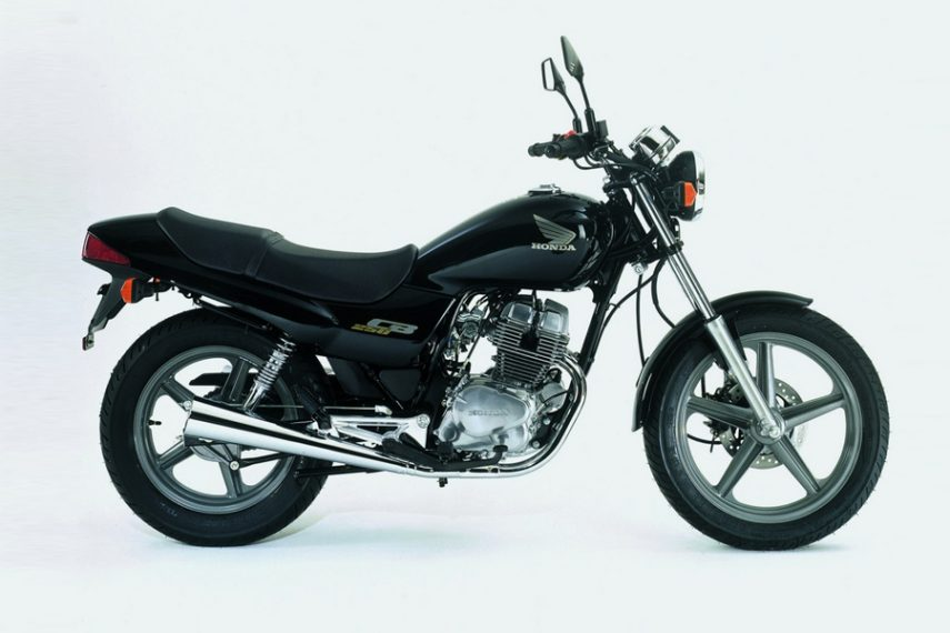 CB 250 Two Fifty 00'-05'